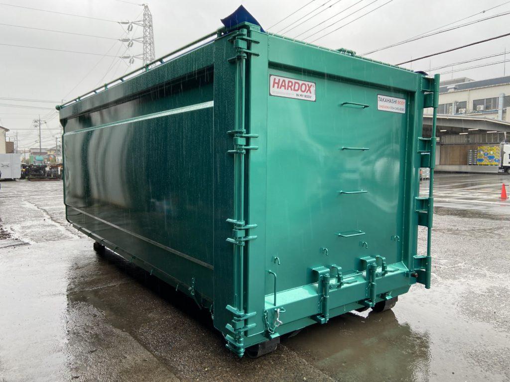 産業廃棄物運搬